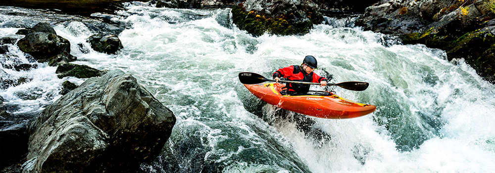 Kim Russells Tips For Ladies Interested In Whitewater Kayaking